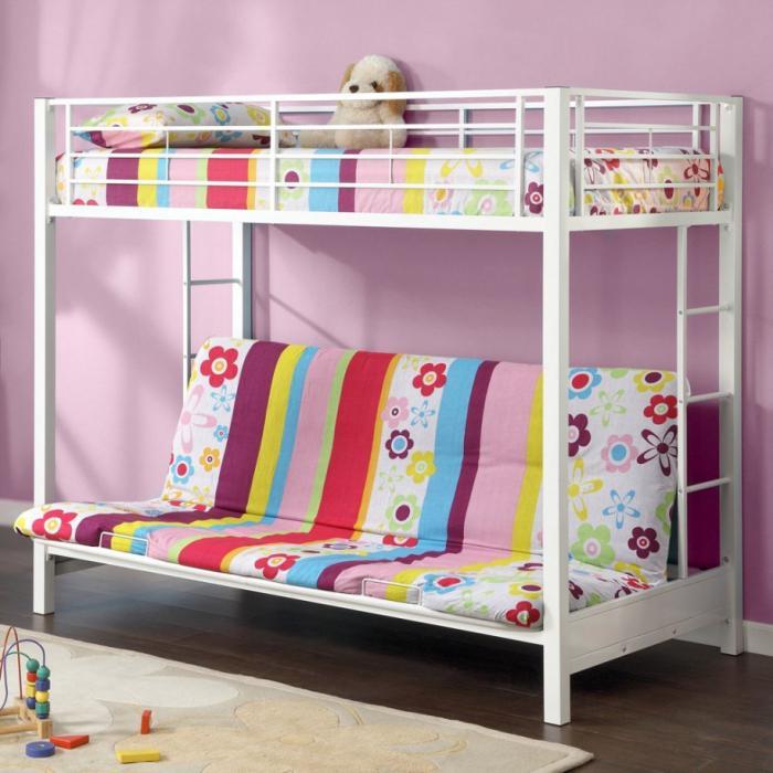 Как сделать двухэтажную кровать своими руками для кукол