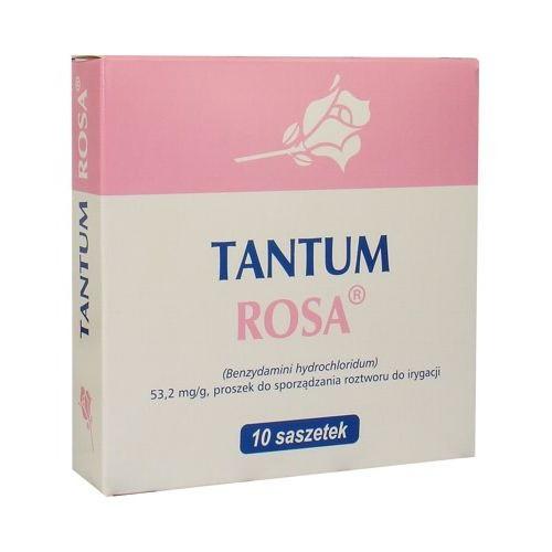Тантум роза отзывы женщин