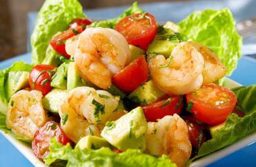 shrimp dishes recipes photo