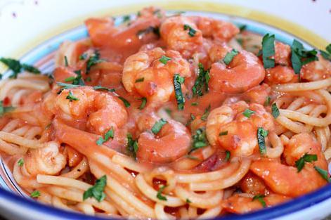 photo of shrimp