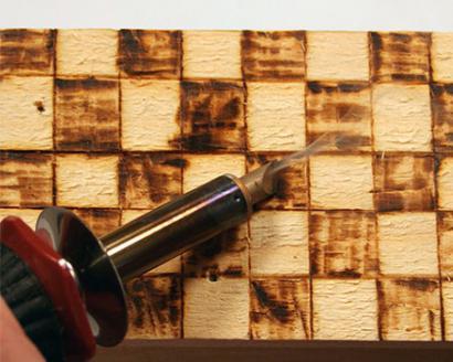 wood burning tool