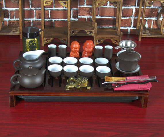 tea ceremony tea set