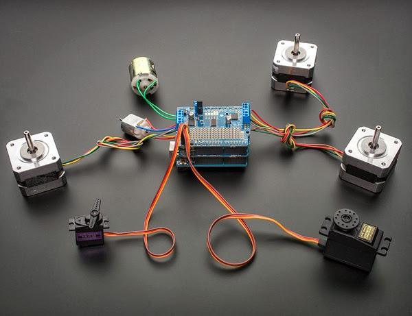 Шим контроллер с обратной связью по напряжению