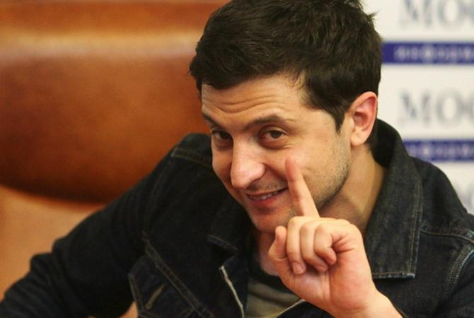 vladimir zelensky biography