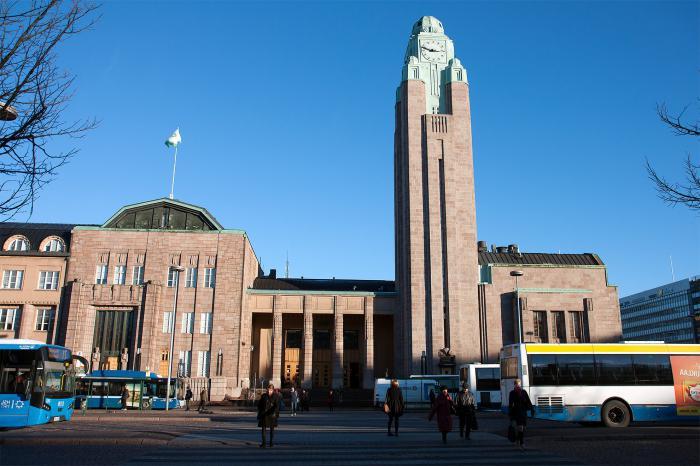 Как доехать до Хельсинки VSЁFI всё о Финляндии