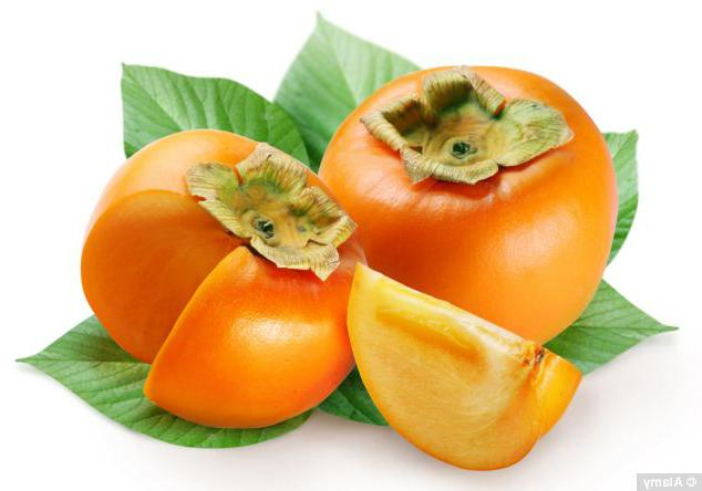 how does persimmon grow