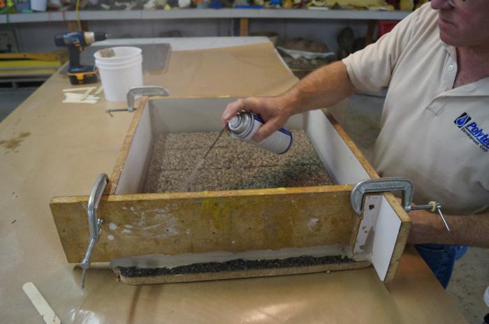 Фото как сделать вибростол своими руками
