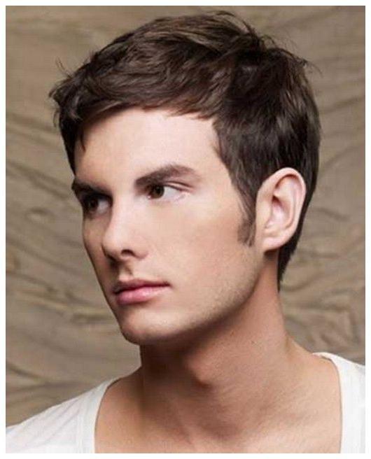 variations haircut garcon