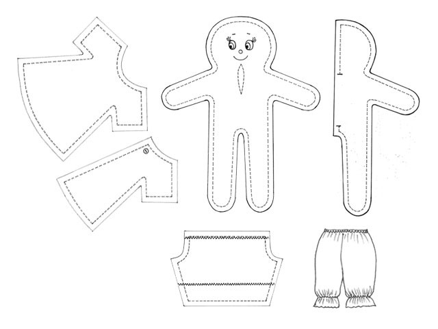 coffee toys patterns