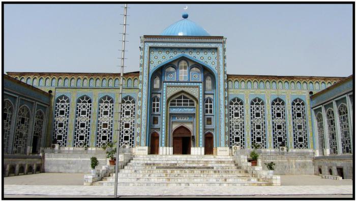 country of Tajikistan capital