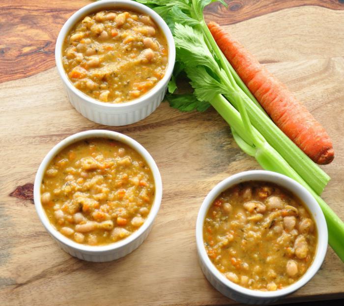 рецепт супа в мультиварке фасолевый