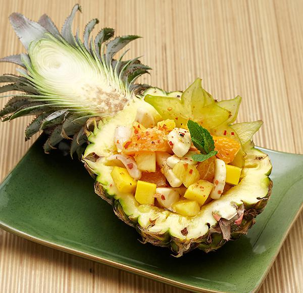 Thai cuisine. A photo
