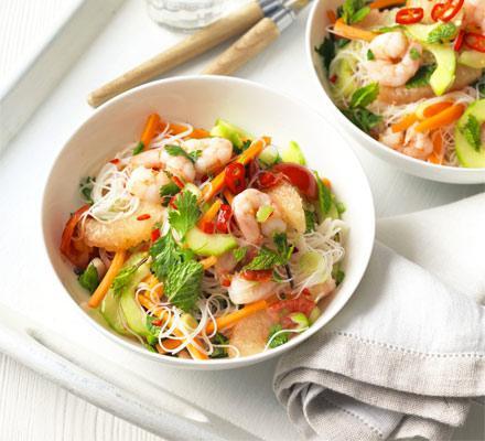Thai food.A photo