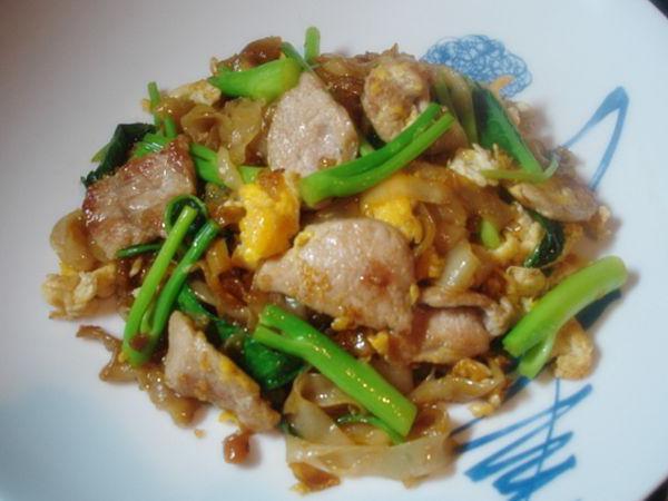 Thai cuisine. recipes