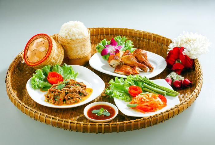 Тайской кухни
