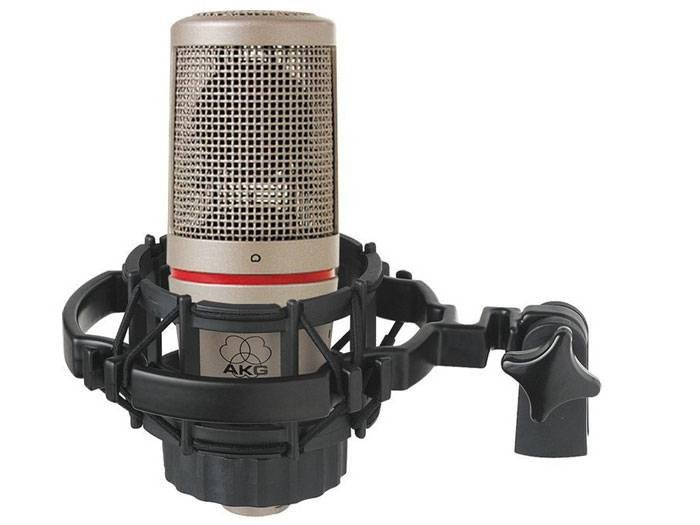 studio microphone for voice recording