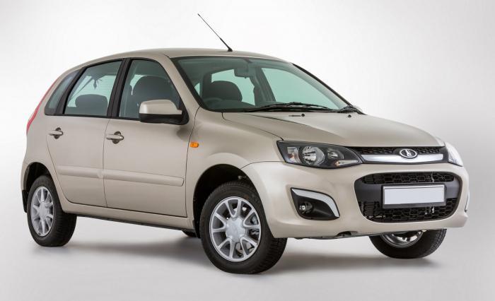 Lada Kalina hatchback price