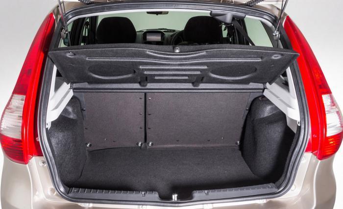 Lada Kalina hatchback specifications