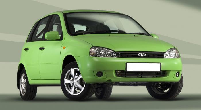 Lada Kalina hatchback reviews