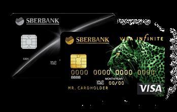 Sberbank card account