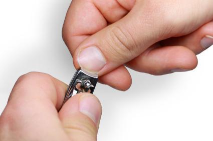 Первое проявление грибка ногтей