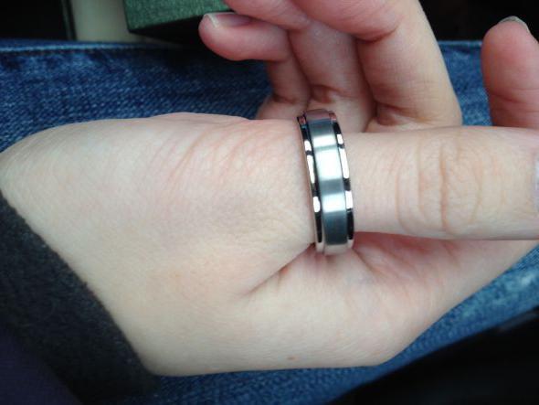 ношение колец на пальцах значение