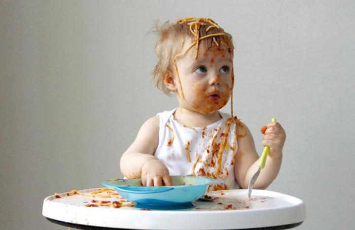 what to do if the child is nervous and naughty