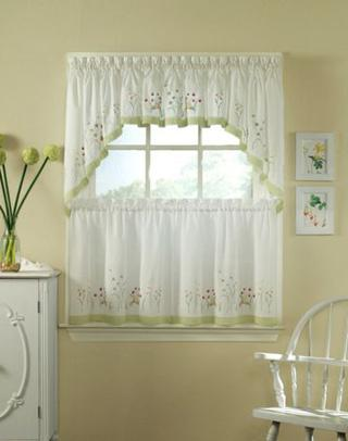 kitchen curtain curtains