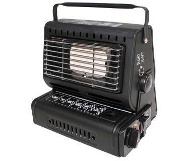 gas tent heater