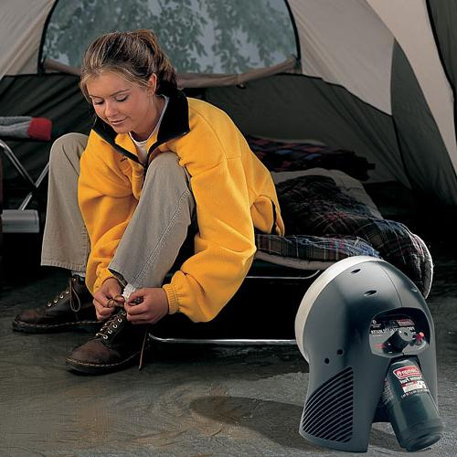 infrared gas heater for tent