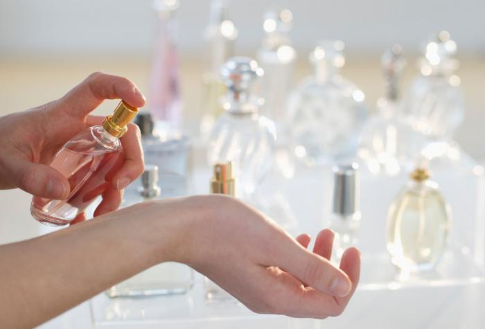 the difference between toilet and eau de parfum