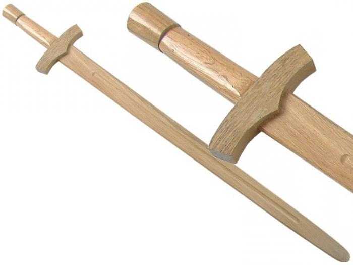 Как можно сделать меч