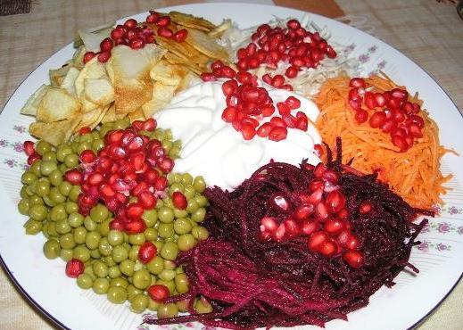 salad jumble