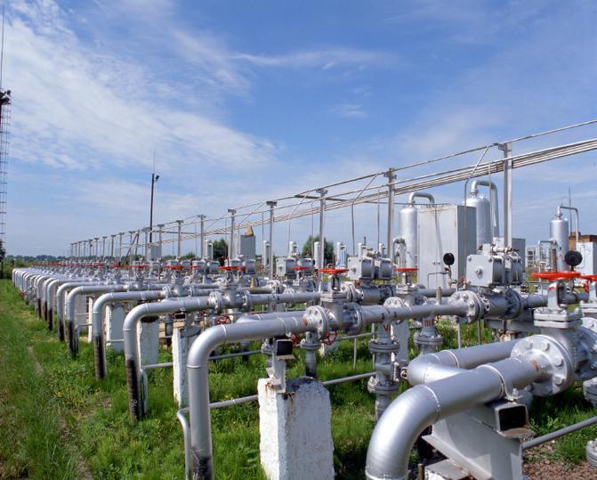 Природный газ состав свойства нахождение в природе