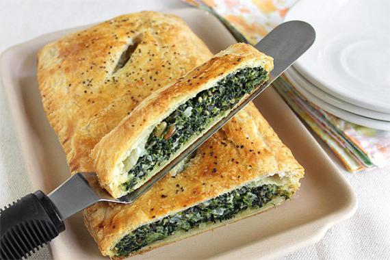 puff pastry recipe with photo