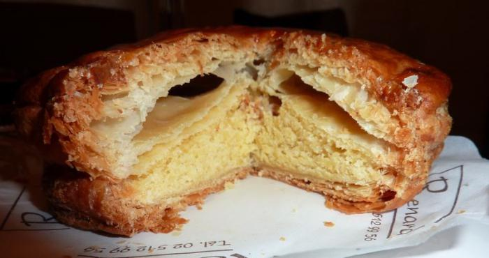 puff pastry cake