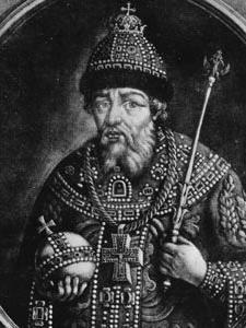 King Ivan the Terrible