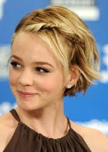 hairstyles for short hair for girls 12 years old at home