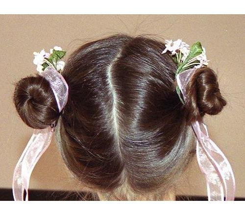 school hairstyle for a girl