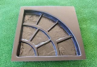 силиконовые формы для плитки тротуарной