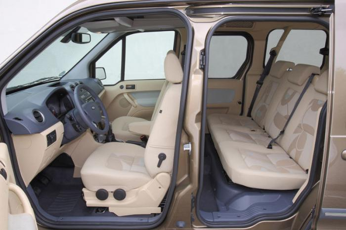 ford tourneo connect reviews