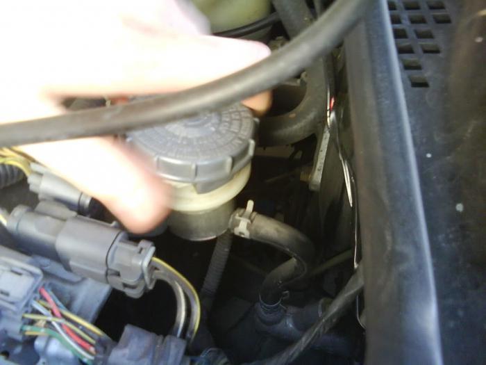 главный цилиндр сцепления газ