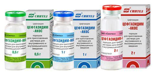 цефтазидим уколы инструкция по применению цена - фото 9