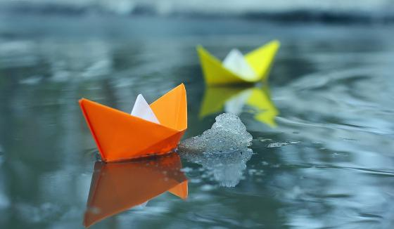 paper boat do-it-yourself