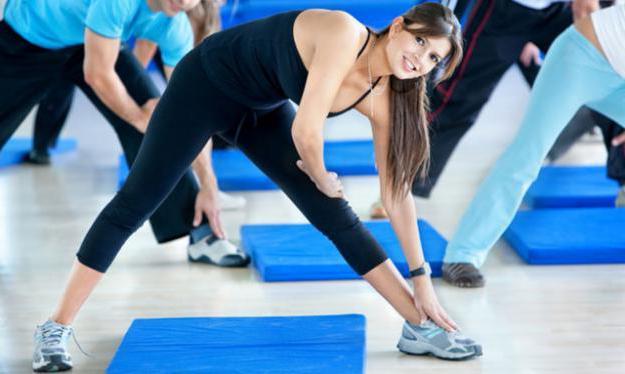 общеразвивающие гимнастические упражнения