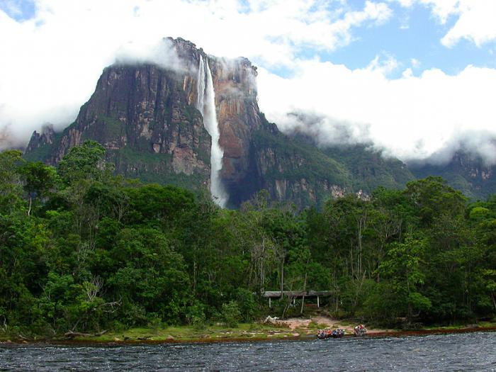 natural areas of South America Grade 7