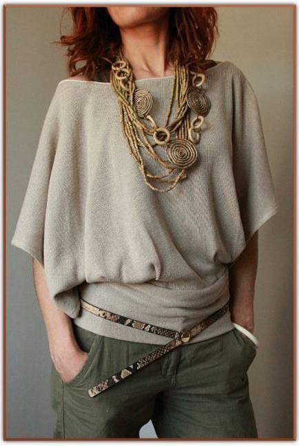 Блузка из шифона выкройка от Анастасии Корфиати 43