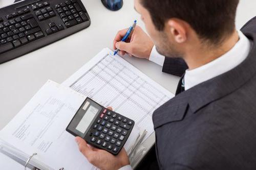 duties of an accountant budgetary institutions