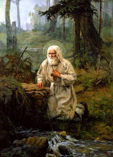 Life of Saints Seraphim of Sarov