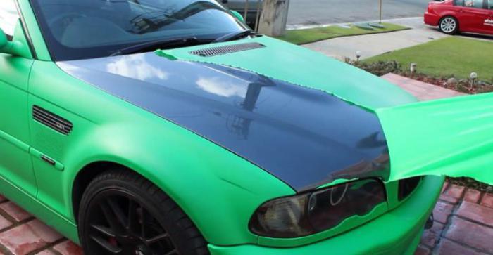 Покраска автомобиля смотреть